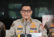 Kasus Covid-19 Masih Tinggi, Polri Imbau Warga Tak Terprovokasi Demo