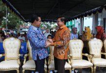 Dr. (H.C.) H. Ahmad Hijazi, S.H., M.Siyang merupakan Tokoh pemuka masyarakat sebagai figur Rejang Lebong, Provinsi Bengkulu ingin mendukung perkembangan dunia pendidikan di Bengkulu.